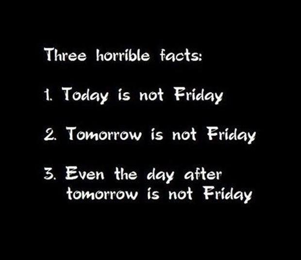 funny facts, i hate monday - Dump A Day