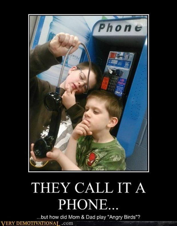 Funny Memes For Phone : Funny kids playing with phone dump a day
