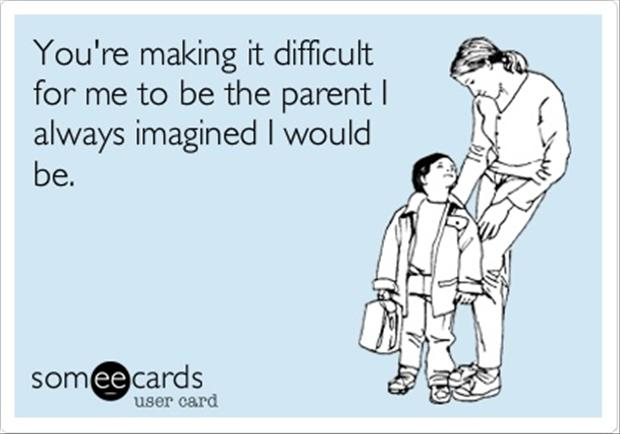 funny parent quotes