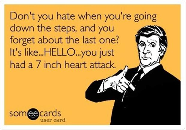 Funny Quotes Heart Attack Dump A Day
