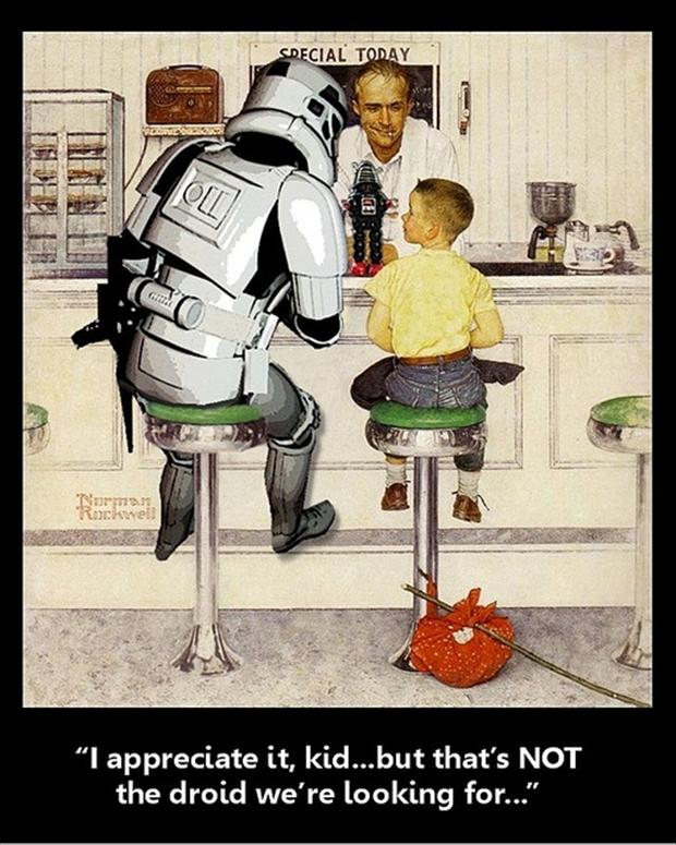 Funny Star Wars Pictures 47 Pics