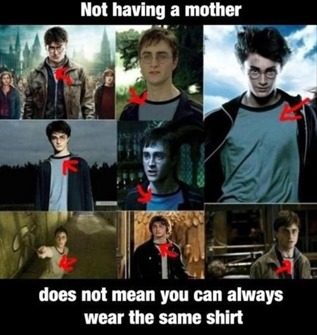 harry potter, funny pictures