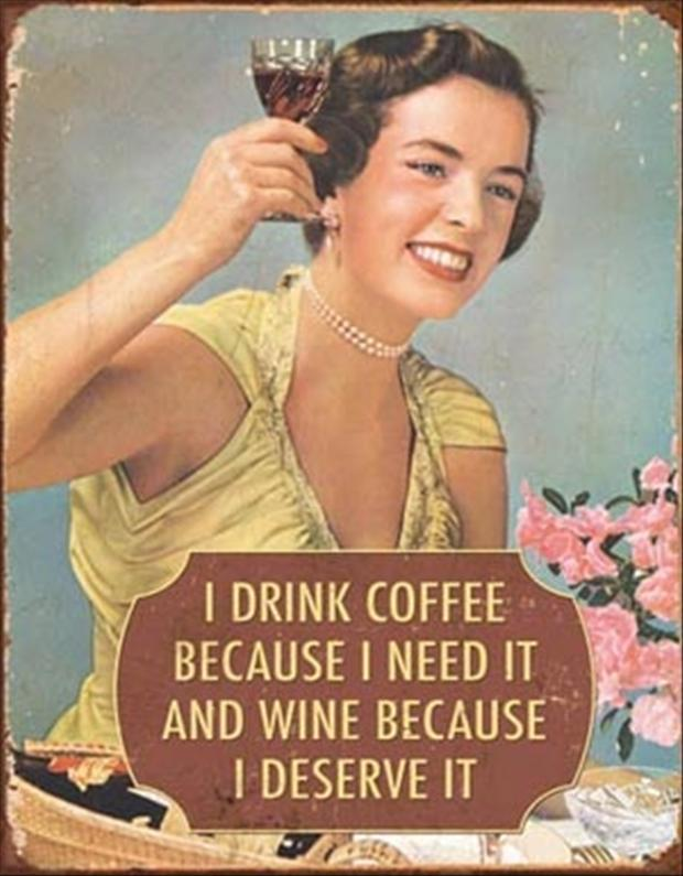 I Drink Coffee Funny Quotes Dump A Day