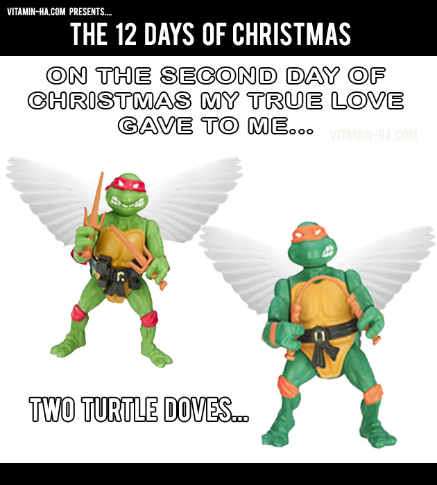 on the second day of christmas, funny 12 days of christmas - Dump ...