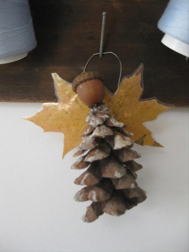 Simple ideas that are borderline crafty 31 pics for Craft ideas with pine cones