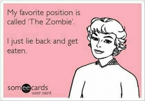 the zombie, sex position, funny pictures