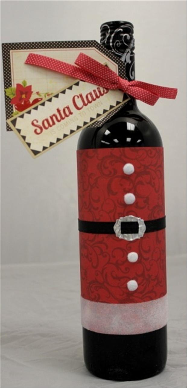Simple ideas that are borderline crafty 31 pics for Easy wine bottle crafts