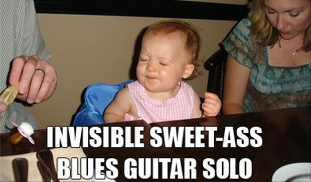 1 blues baby, funny pictures