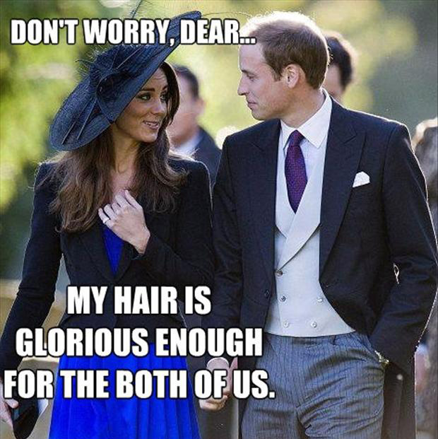1 funny princess kate, william, pictures