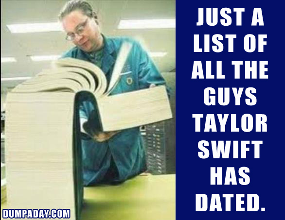 1 guys taylor swift has dated, funny pictures