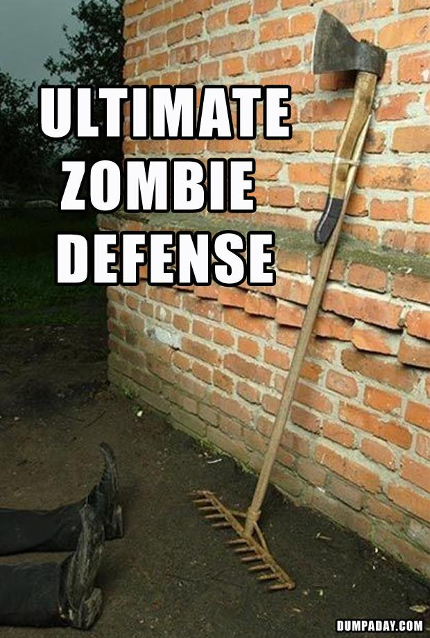 2 Ultimate zombie defense