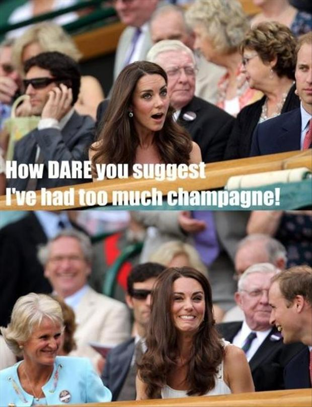 2 funny kate middleton pictures