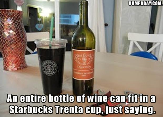 2 funny wine pictures