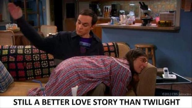 2 sheldon spanking amy, funny pictures