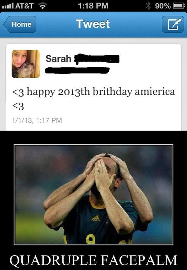 4 facepalm funny pictures