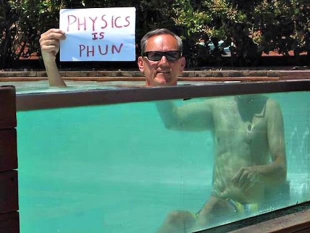 5 physics, optical illusions, funny pictures