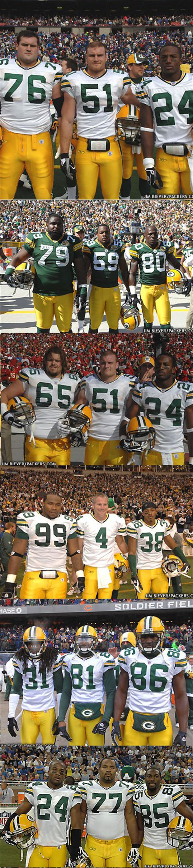 Aaron Rodgers Photobomb pictures (2)