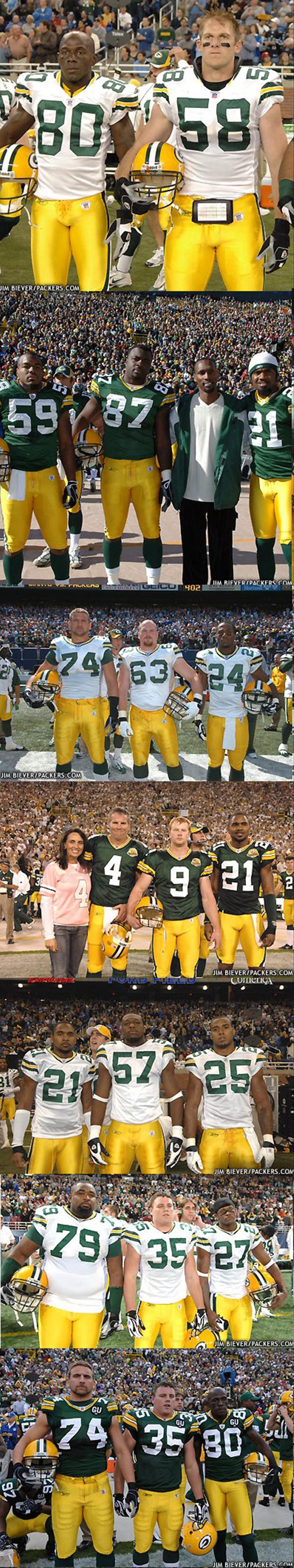 Aaron Rodgers Photobomb pictures (3)