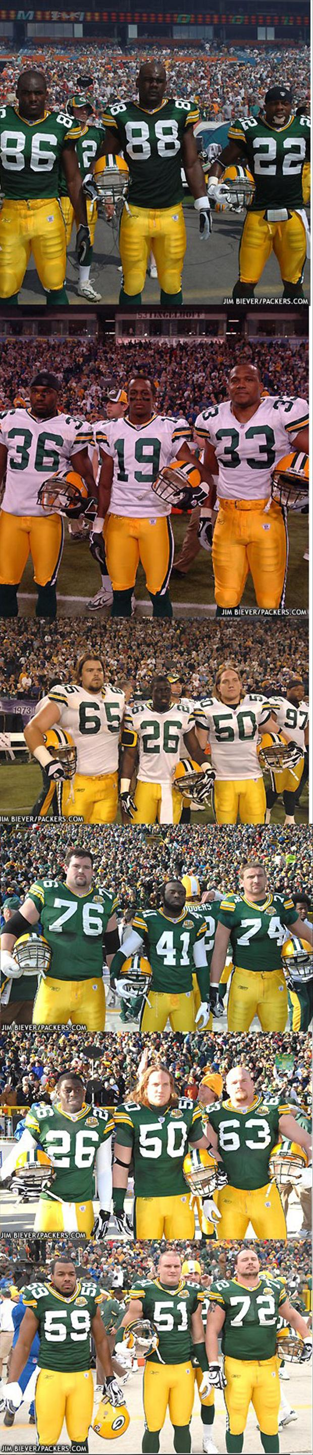 Aaron Rodgers Photobomb pictures (4)