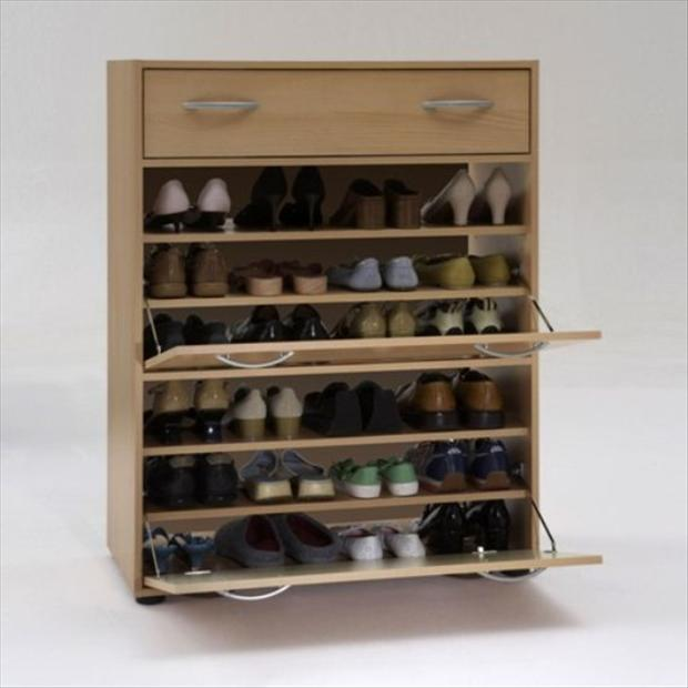Big Shoe Storage Cabinet