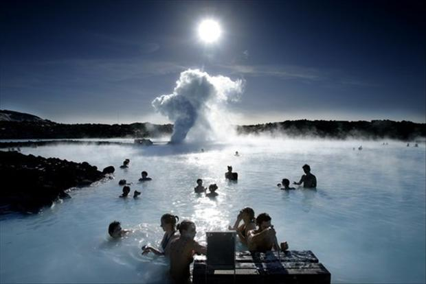 Blue Lagoon · The Blue Lagoon Iceland