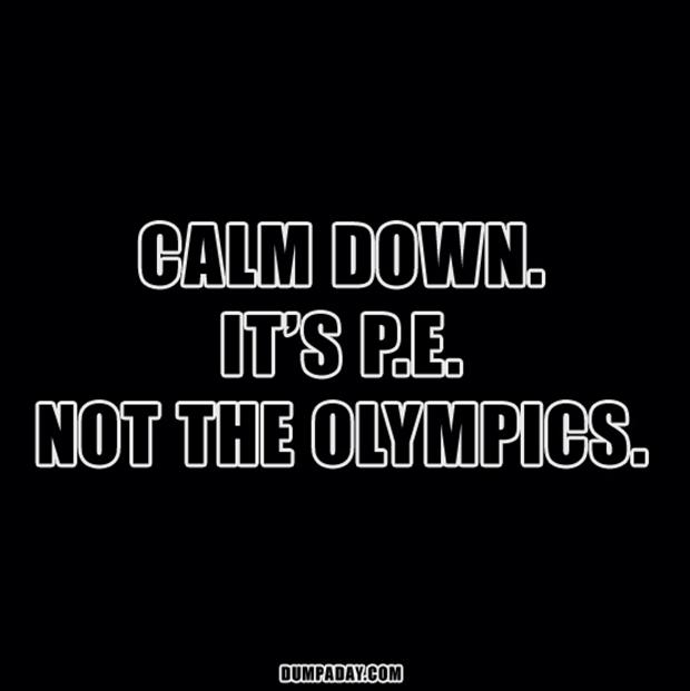 Calm down, funny quotes