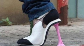 Funny Women's Shoes – 25 Pics