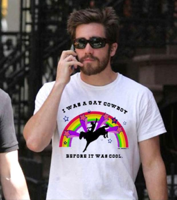 Jake Gyllenhaal, funny pictures