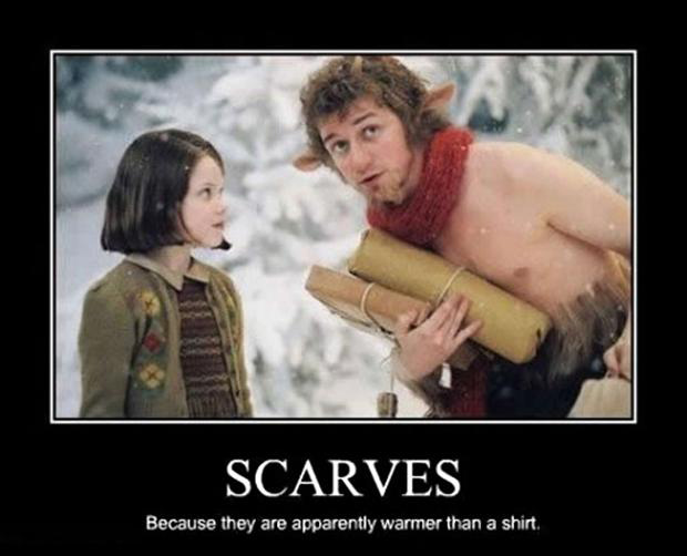 Narnia, funny demotivational posters