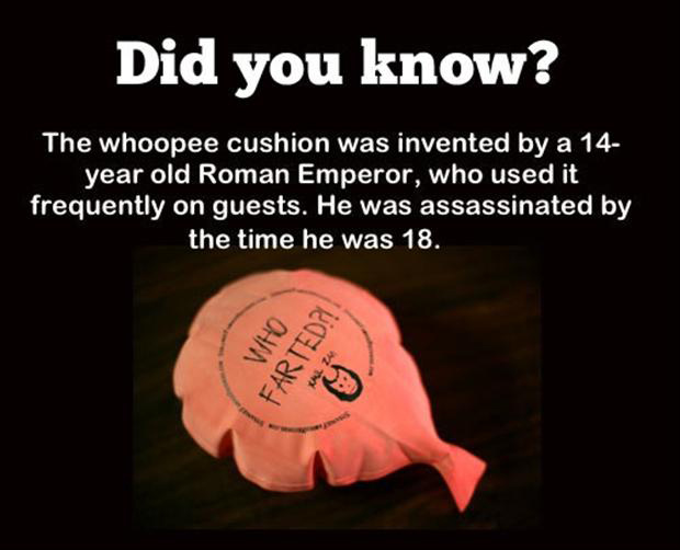 a did you know