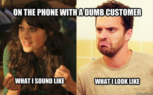 Funny Customer Service Quotes Amusing A Funny Customer Service  Dump A Day