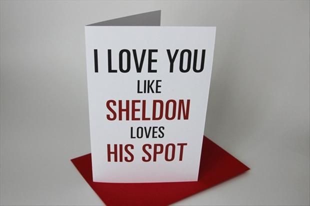 a funny valentines day cards