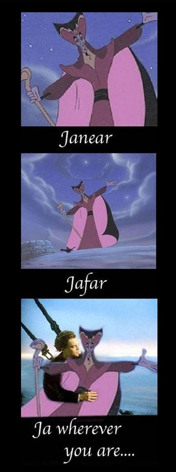 aladin, jafar, funny pictures