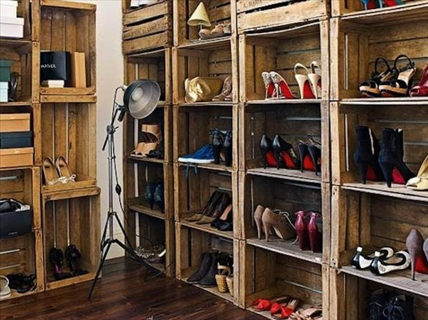 amazing shoe racks