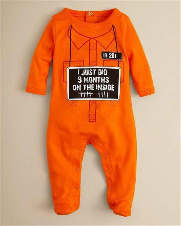 baby clothes, funny pictures