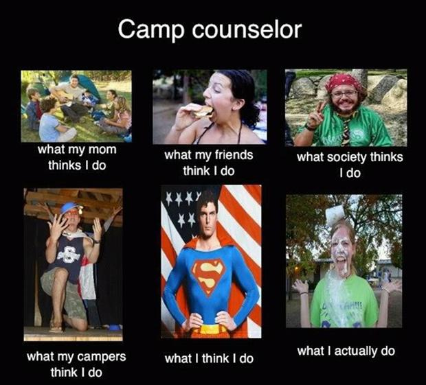 camp counselor