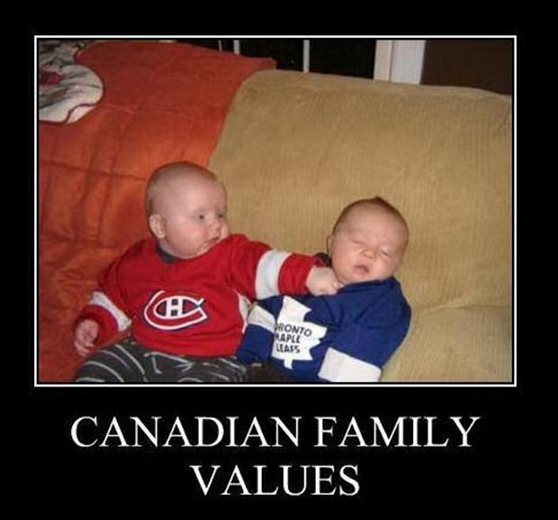 canada, demotivational posters