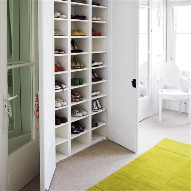 closet for your shoes