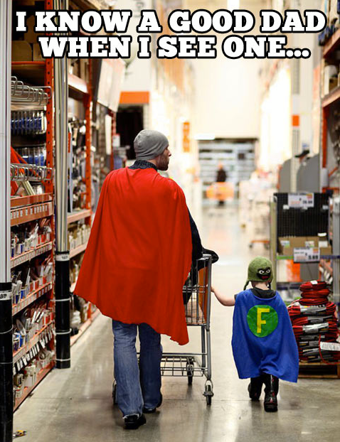 dad of the year, funny pictures