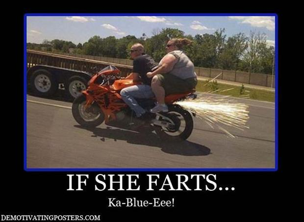 demotivational posters, funny farts