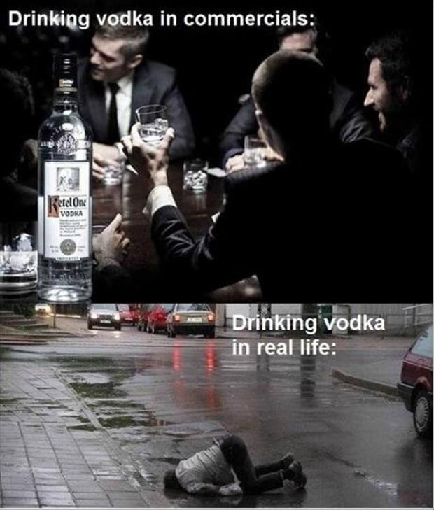 drinking vodka, funny pictures