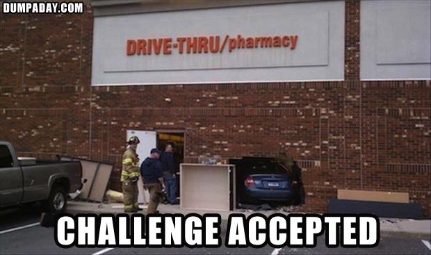 drive thru pharmacy, funny pictures