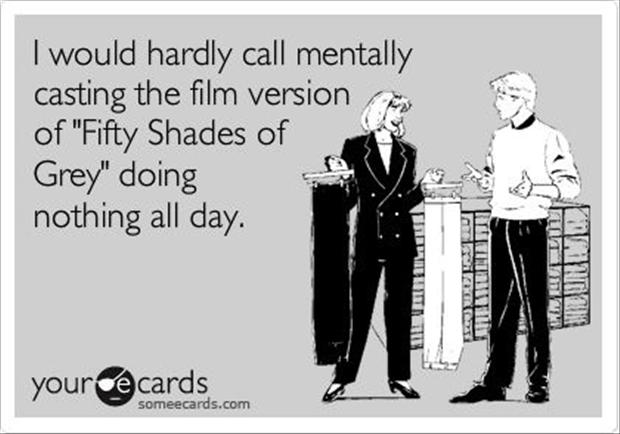 funny 50 shades of grey