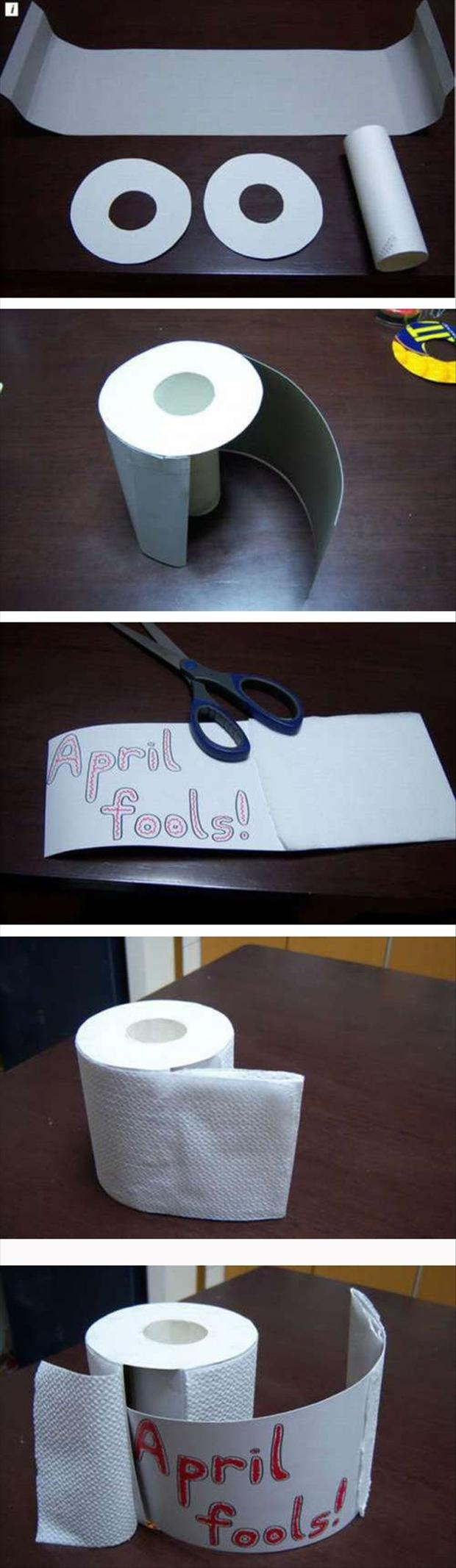 funny april fools day pranks