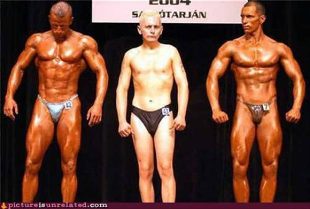 funny body builders, wtf pictures
