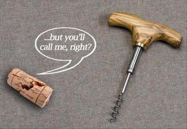 funny cork screw