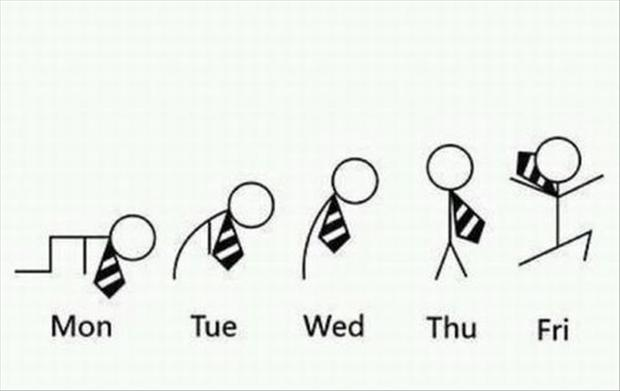 funny days of the week