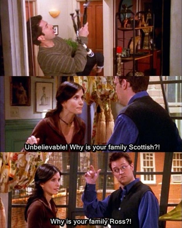 Friends Quotes Joey Why God Why : Random funny pictures pics