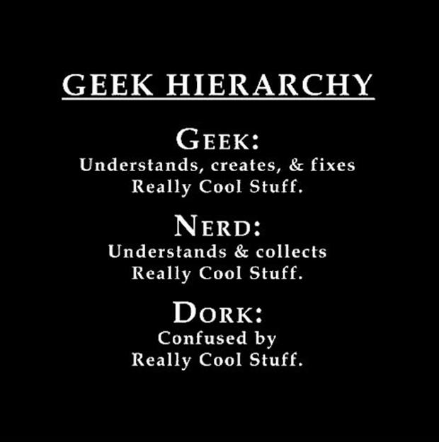 funny geeks, nerds and dorks