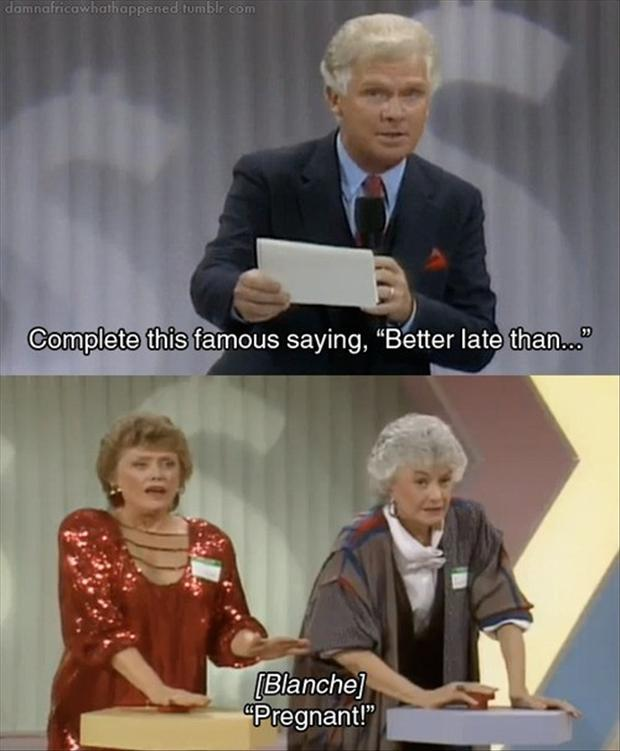 funny golden girls